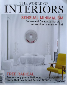 The World Of Interiors, April 2020