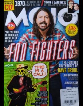 Mojo UK, May 2020