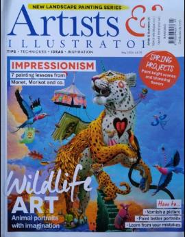 Artists & Illustrator UK, May 2020