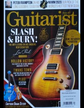 Guitarist UK, April 2020 #452