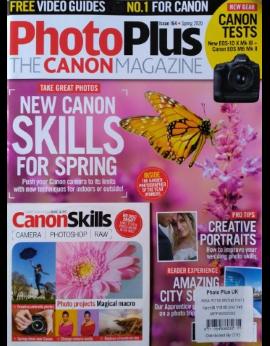 Photo Plus UK, Spring 2020 Issue 164 image