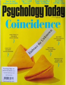 Psychology Today, March 2020 image