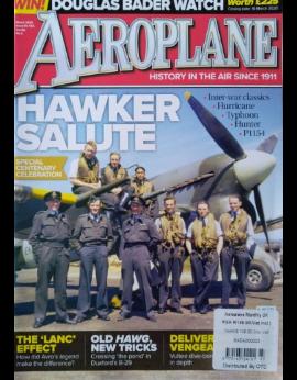 Aeroplane UK, March 2020 image