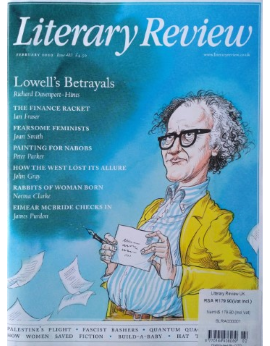 Literary Review UK, February 2020 image