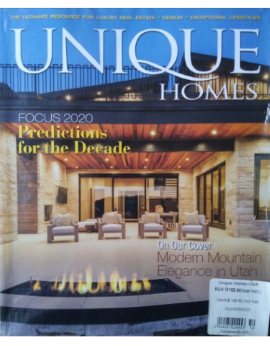 Unique Homes Usa, Focus 2020