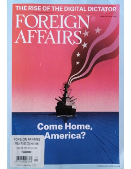 The Foreign Affairs, March/April 2020