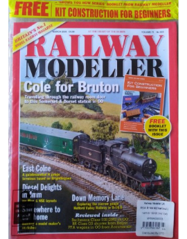 Railway Modeller UK, March 2020 image