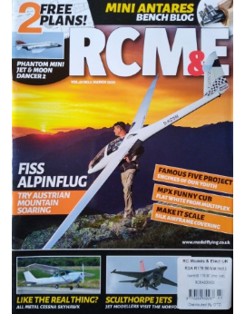 Rc Models & Elect UK, March 2020 image
