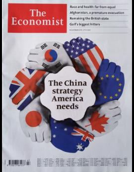 The Economist, November 2021 image