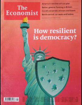 The Economist, 29Th November - 4Th December 2020 image