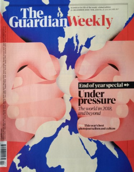 The Guardian Weekly, 23 December 2018 Vol.200 No.3