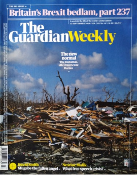 The Guardian Weekly, 13 September 2019