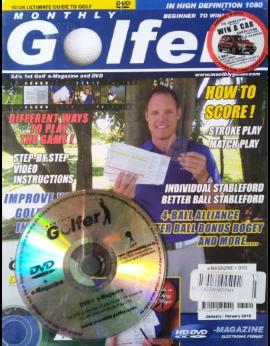 Monthly Golfer, January/February 2015 image
