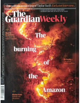 The Guardian Weekly, 20 August 2019 Vol. 201 No.12