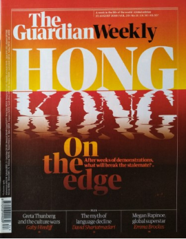 The Guardian Weekly, 23 August 2019 Vol.201 No.11
