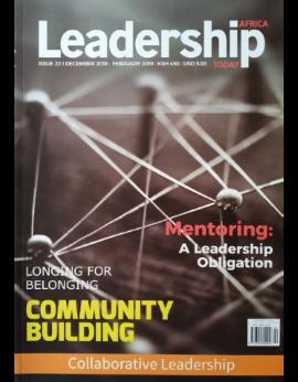 Leadership Africa, December 2018 - February 2019 Issue 22 image