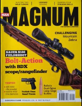 Man Magnum June 2019