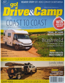 Go! Drive&Camp October 2019 Issue 27 image
