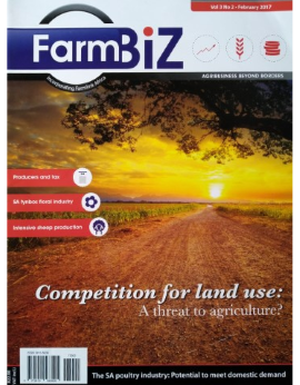 Farmbiz, February 2017 Vol. 3 No. 2 image