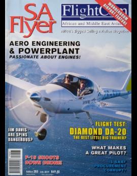 SA Flyer Edition 285 July 2019 image