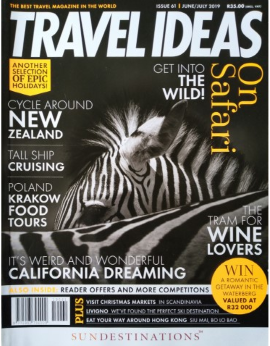 Travel Ideas, June/July 2019 Issue 61 image