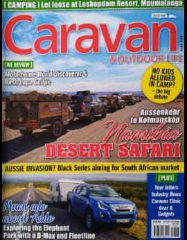 Caravan & Outdoor Life, July 2019  Issue 688 image