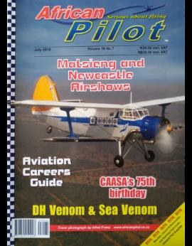 African Pilot, July 2019 Vol. 18 No. 7