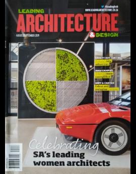 Leading Architecture & Design, August/September 2019