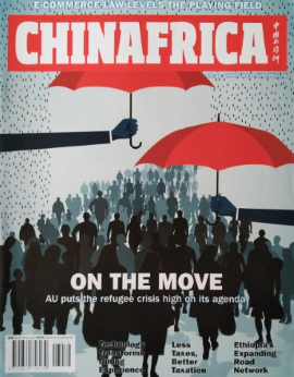 Chinafrica, March 2019 Vol. 11