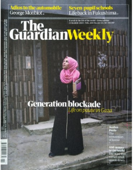 The Guardian Weekly, 15 March 2019 Vol. 200 No. 14