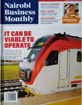 Nairobi Business Monthly,  November 2019 Vol.9 Issue 6