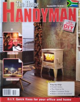 The Home Handyman, May/June 2018 Vol. 28 No. 5
