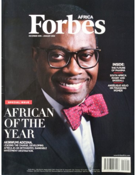 Forbes Africa, December 2019 - January 2020