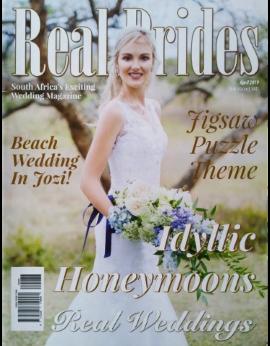 Real Brides, April 2019 image