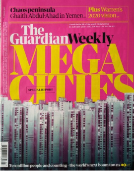 The Guardian Weekly, 11 January 2019