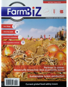 Farmbiz,  August 2019 Vol.5 No.8 image