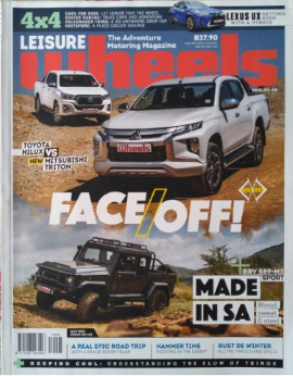 Leisure Wheels, May 2019 Issue No. 181 image