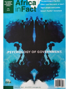 Africa Infact, April - June 2019 Issue 49