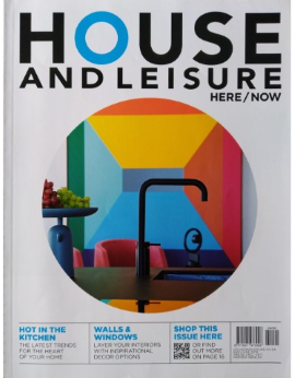 House&Leisure, May/June 2019 Issue 290