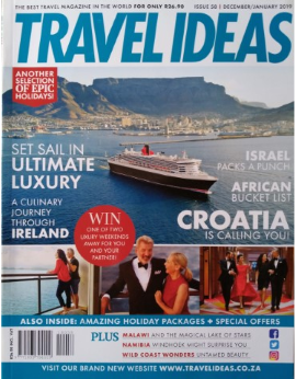 Travel Ideas, December/January 2019  Issue 58 image