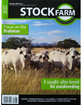 Stock Farm, July 2017 Vol. 7 No. 7 image