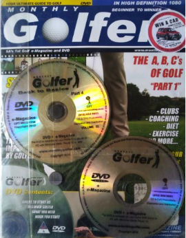 Monthly Golfer SA,,, image