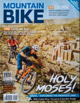 Mountain Bike, Spring 2019