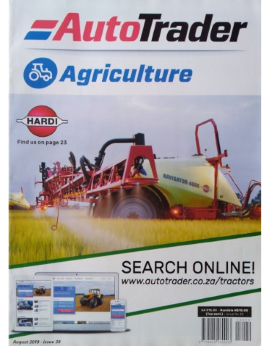 Auto Trader Agriculture, August 2019 Issue 29 image