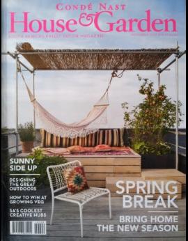 House & Garden SA, September 2019