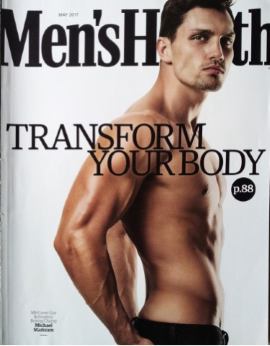 Men's Health SA, May 2017 image