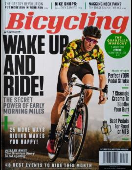 Bicycling SA, image