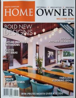 Home Owner SA, November 2020