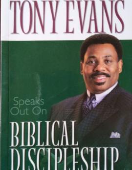 Biblical Discipleship, Tony Evans image