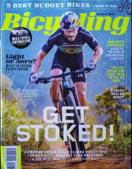 Bicycling SA, 2020 Issue 5 image
